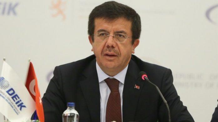 وزیر الاقتصاد التركی فی طهران