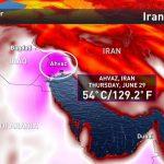 اهواز؛ داغترین شهر تاریخ مدرن جهان