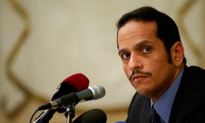 شیخ محمد بن عبدالرحمان آل ثانی وزیر خارجه قطر