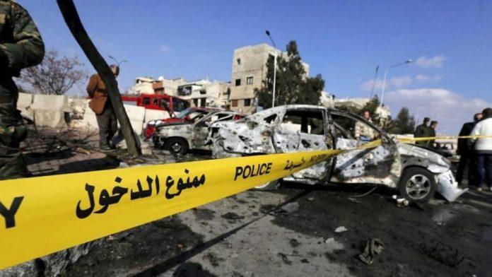 انفجار خودرو در دمشق 9 کشته به جای گذاشت