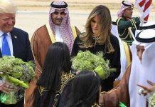 وهابیون سعودی آماده اسیدپاشی بر صورت غرب