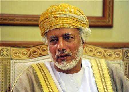 Oman FM Bin Alawi