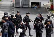 درگیری پلیس ترکیه و داعش در قونیه