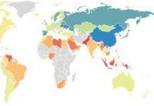 تنبلترین کشور دنیا کدام است؟