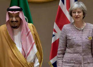 عربستان، حامی اصلی افراطگرایی در انگلیس