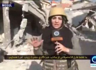 من هي أوّل صحفية تغطي أحداث الحرب؟