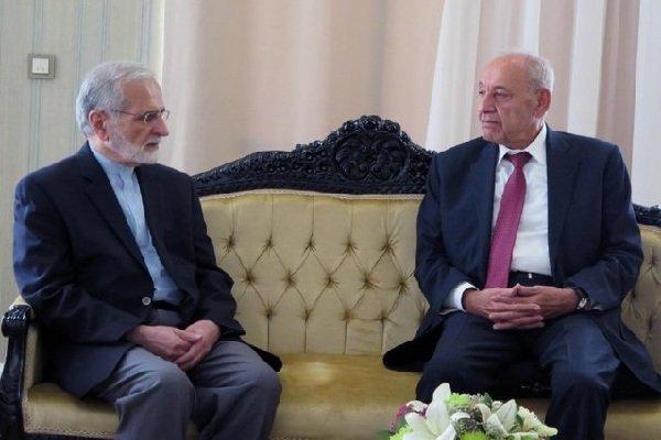 خرازي وبري يحذران من مخطط امريكي لتقسيم العراق وسوريا