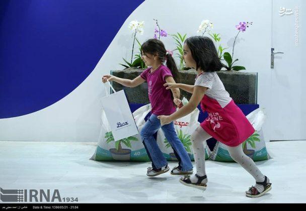 المعرض الدولي لصناعة الأبنية في طهران1