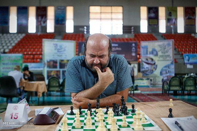 همدان الايرانية تحتضن بطولة إبن سينا الدولية للشطرنج 1