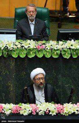 مراسيم أداء الرئيس روحاني اليمين الدستورية1