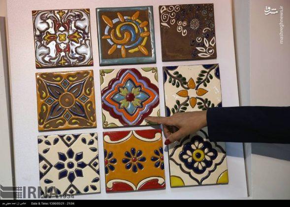 المعرض الدولي لصناعة الأبنية في طهران10
