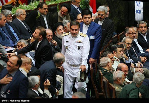 مراسيم أداء الرئيس روحاني اليمين الدستورية10