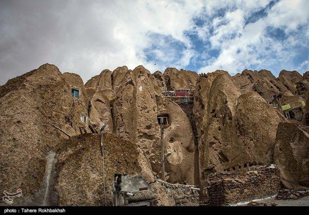 """قرية """"كندوان"""" تحفة منحوتة بين الصخور 11"""