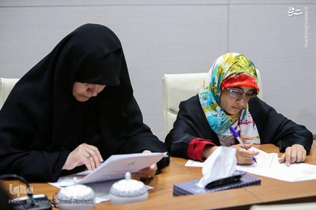 انطلاق مسابقة القرآن الكريم لموظفي السلطة القضائية11پ