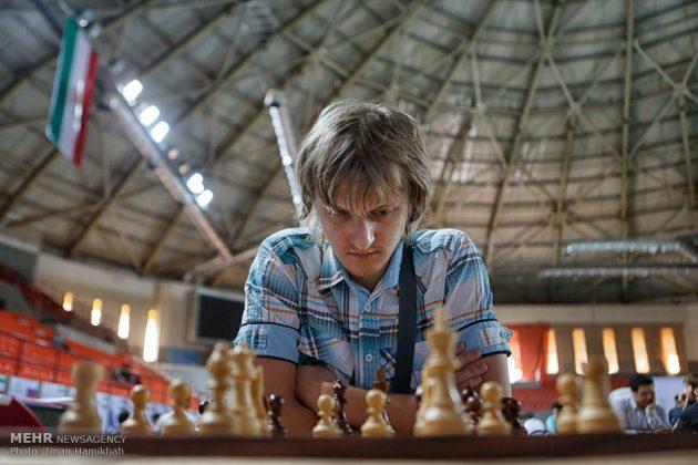 همدان الايرانية تحتضن بطولة إبن سينا الدولية للشطرنج 11