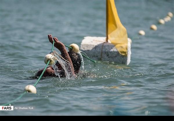 شمال ايران .. بطولة السباحة في المياه المفتوحة 11