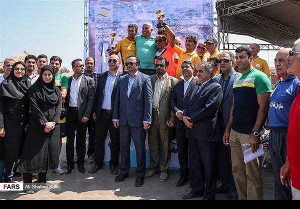 شمال ايران .. بطولة السباحة في المياه المفتوحة 12