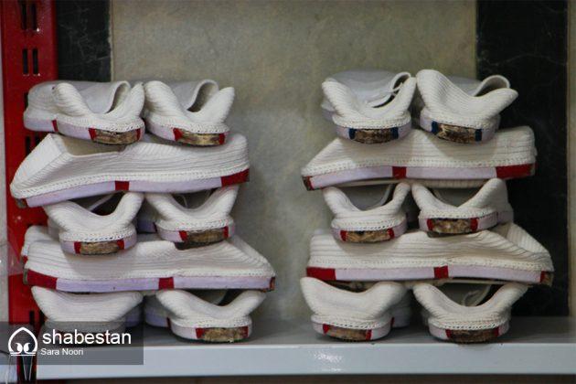 """"""" كلاش """" حذاء تراثي في مريوان الايرانية 13"""
