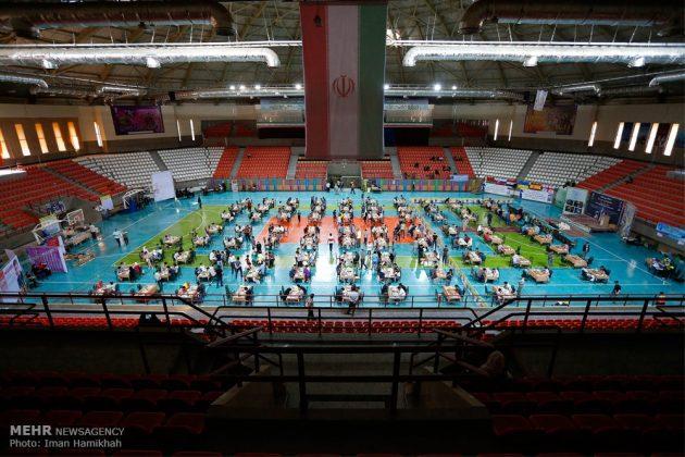 همدان الايرانية تحتضن بطولة إبن سينا الدولية للشطرنج 13