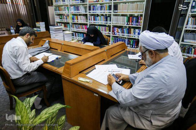 انطلاق مسابقة القرآن الكريم لموظفي السلطة القضائية13