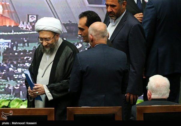 مراسيم أداء الرئيس روحاني اليمين الدستورية13