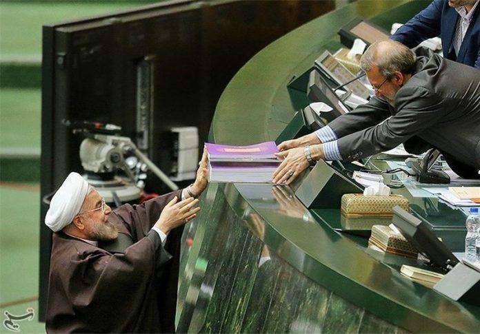 روحاني يقدم تشكيلته الوزارية للبرلمان الايراني