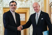 الخارجية الايرانية .. اجتماع آستانة المقبل بعد منتصف سبتمبر القادم