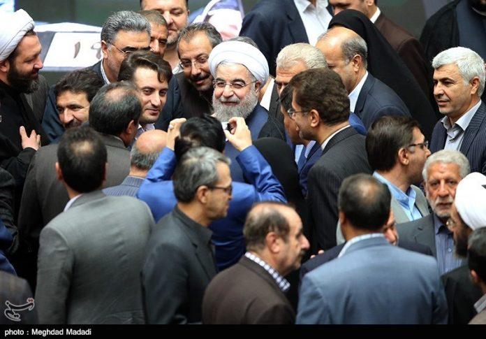 منح الثقة لحكومة روحاني يبدأ الاثنين المقبل