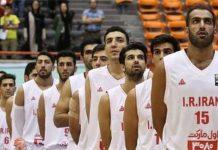 المنتخب الايراني يتأهل لربع نهائي كاس آسيا لكرة السلة 2017