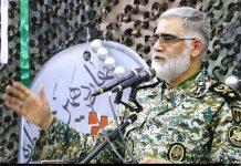 الجيش الايراني .. نشرف استخباريّا على كامل المنطقة