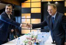 مباحثات ايرانية روسية حول اجتماع آستانا
