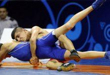 ايران تحرز ذهبيتين في بطولة شباب العالم للمصارعة الرومانية