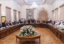 اجتماع ثلاثي بين ايران وتركيا وقطر في طهران
