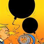 كاريكاتير.. تهديدات ترامب ضد كوريا الشمالية