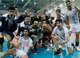 منتخب إيران يتأهل لنهائي بطولة العالم للكرة الطائرة تحت 19 سنة