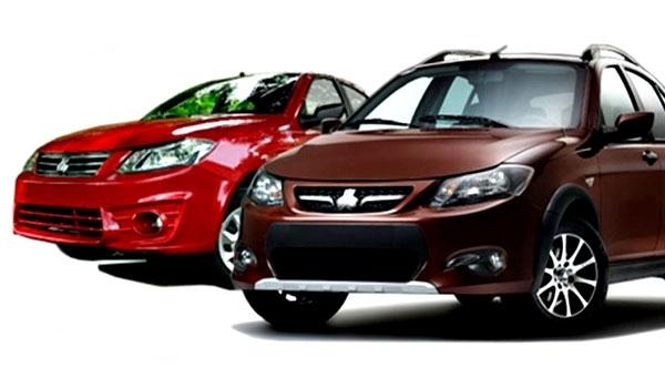 ساينا وكفيك أرخص السيارات الاوتوماتيكية في ايران