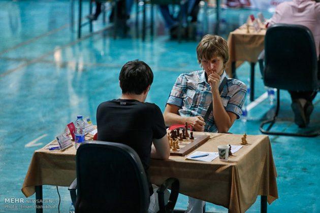 همدان الايرانية تحتضن بطولة إبن سينا الدولية للشطرنج 15