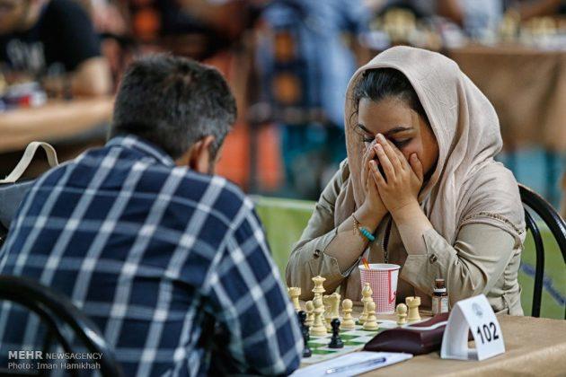 همدان الايرانية تحتضن بطولة إبن سينا الدولية للشطرنج 16