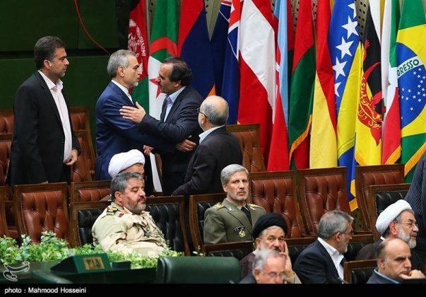 مراسيم أداء الرئيس روحاني اليمين الدستورية16