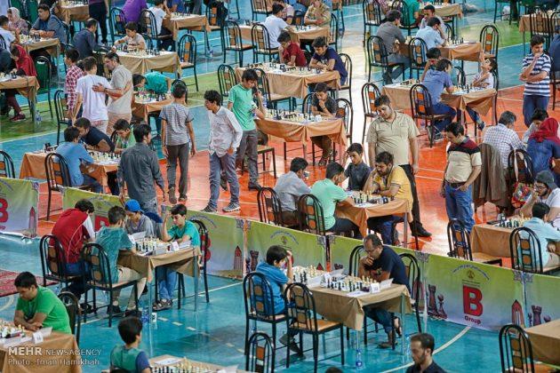 همدان الايرانية تحتضن بطولة إبن سينا الدولية للشطرنج 17
