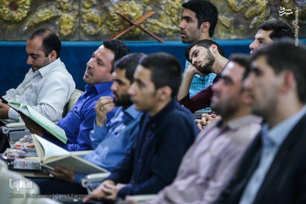 انطلاق مسابقة القرآن الكريم لموظفي السلطة القضائية17