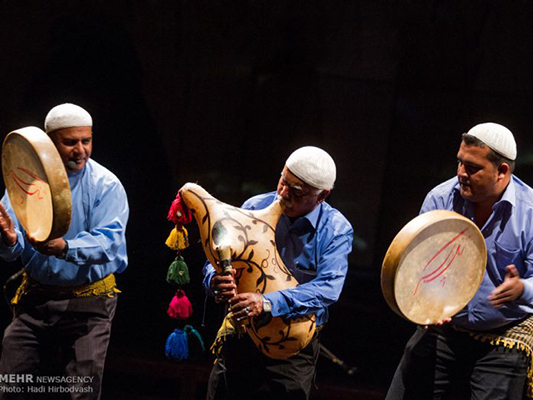 Semnan to Host Iranian Folk Musical Festival1
