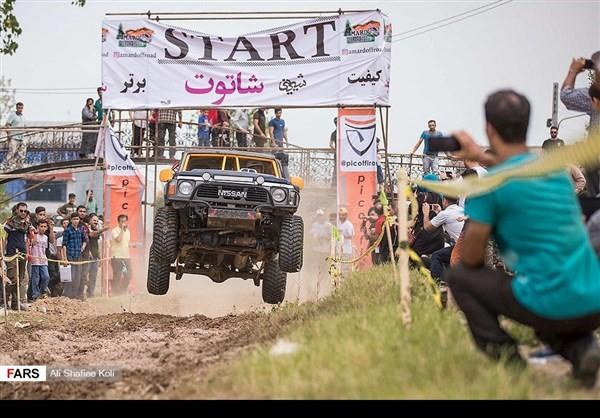 شمال ايران تحتضن سباق اوف رود للسيارات 15