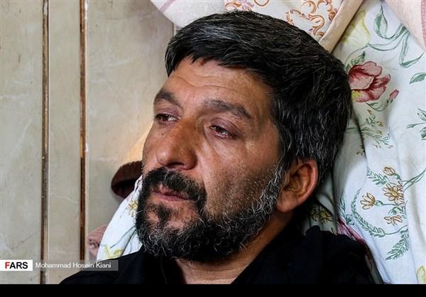 منزل وزوجة وابن الشهيد الشاب محسن حججي19