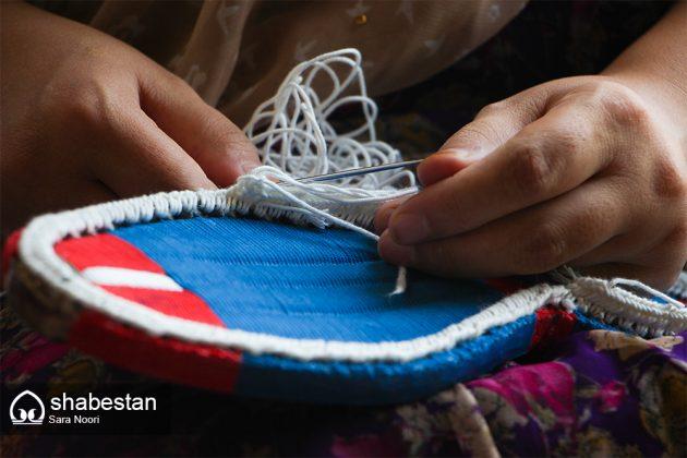 """"""" كلاش """" حذاء تراثي في مريوان الايرانية 2"""