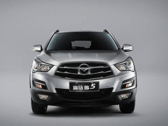 سيارة هايما S5 الصينية تدخل السوق الايرانية2