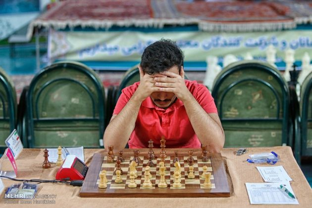 همدان الايرانية تحتضن بطولة إبن سينا الدولية للشطرنج 2