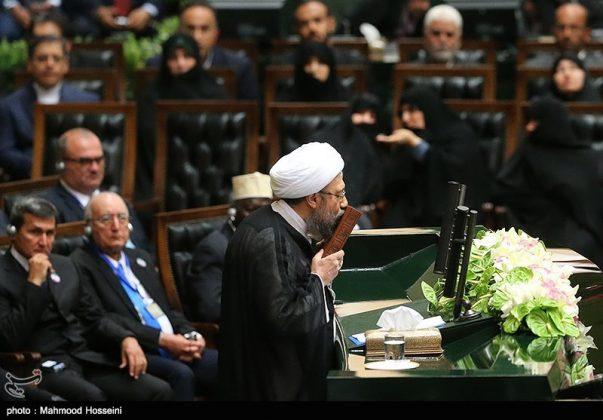 مراسيم أداء الرئيس روحاني اليمين الدستورية2