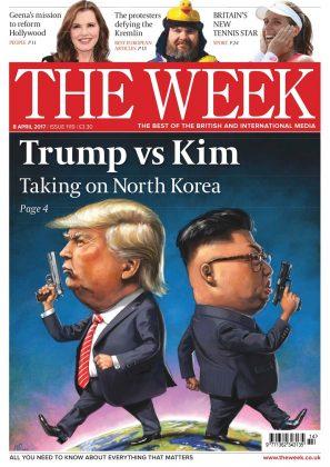 هجویه نشریات معتبر جهانی بر سیاستهای ترامپ2