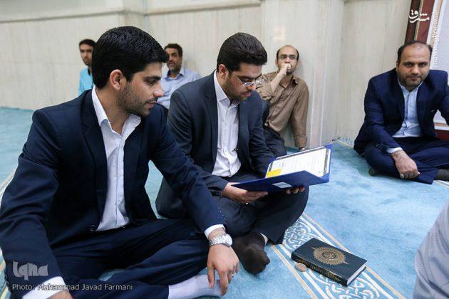 انطلاق مسابقة القرآن الكريم لموظفي السلطة القضائية20